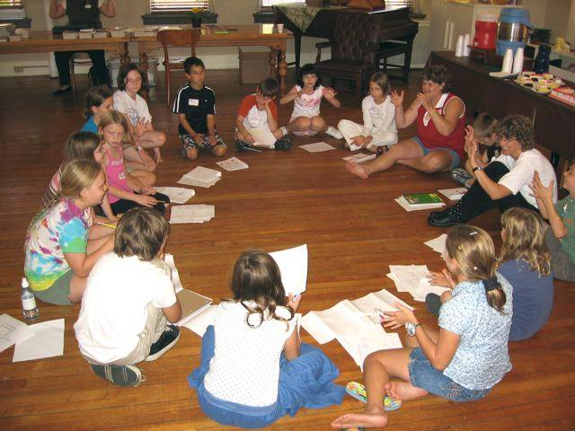 Milwaukee writing class kid's camp